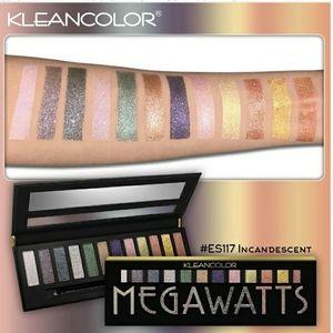 Kleancolor Megawatts Eyeshadow Makeup Palette